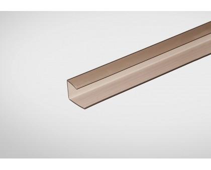 Профиль Центр Профиль 6,0 мм x2100 м бронзовый