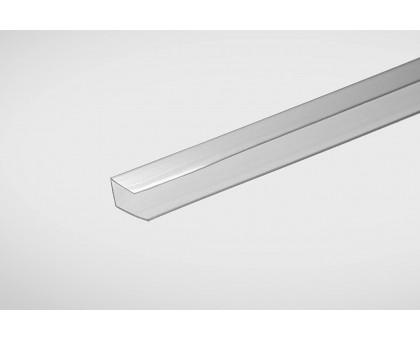 Профиль Полигаль Практичный 4,0 мм x2100 м прозрачный